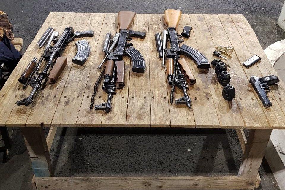 Batrovci: Crnogorci švercovali oružje