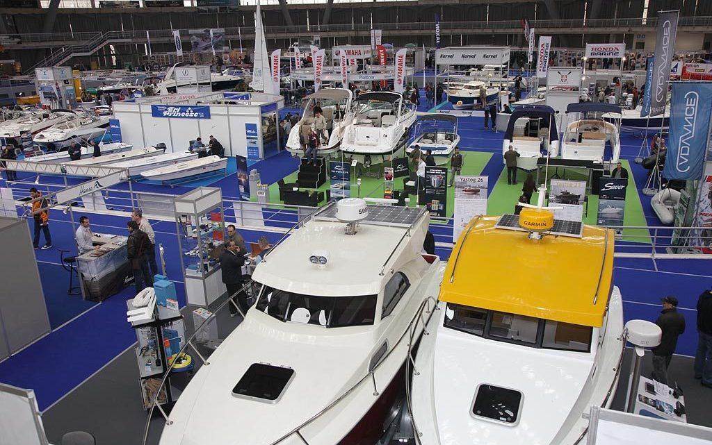 Od 1. do 5. marta – 41. Međunarodni sajam nautike, lova i ribolova