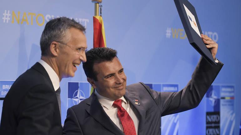 Brisel: Makedonija potpisuje protokol o pristupanju NATO -u