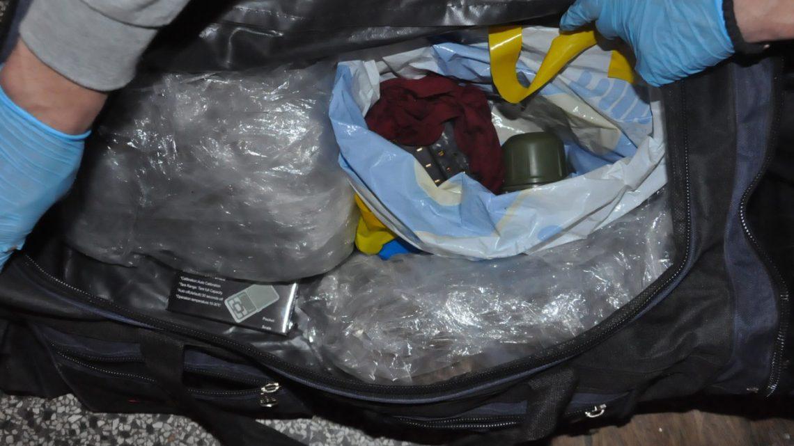 Novi Sad: Uhapšeni zbog 4 kilograma droge