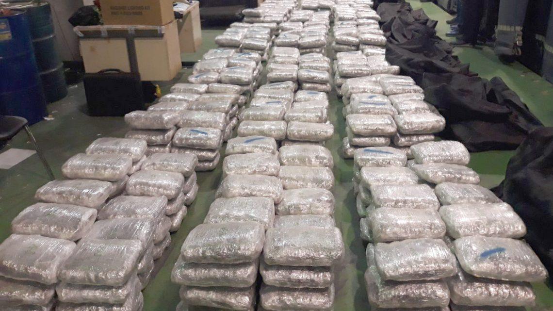 MUP: Zaplenili  1,1 tonu marihuane