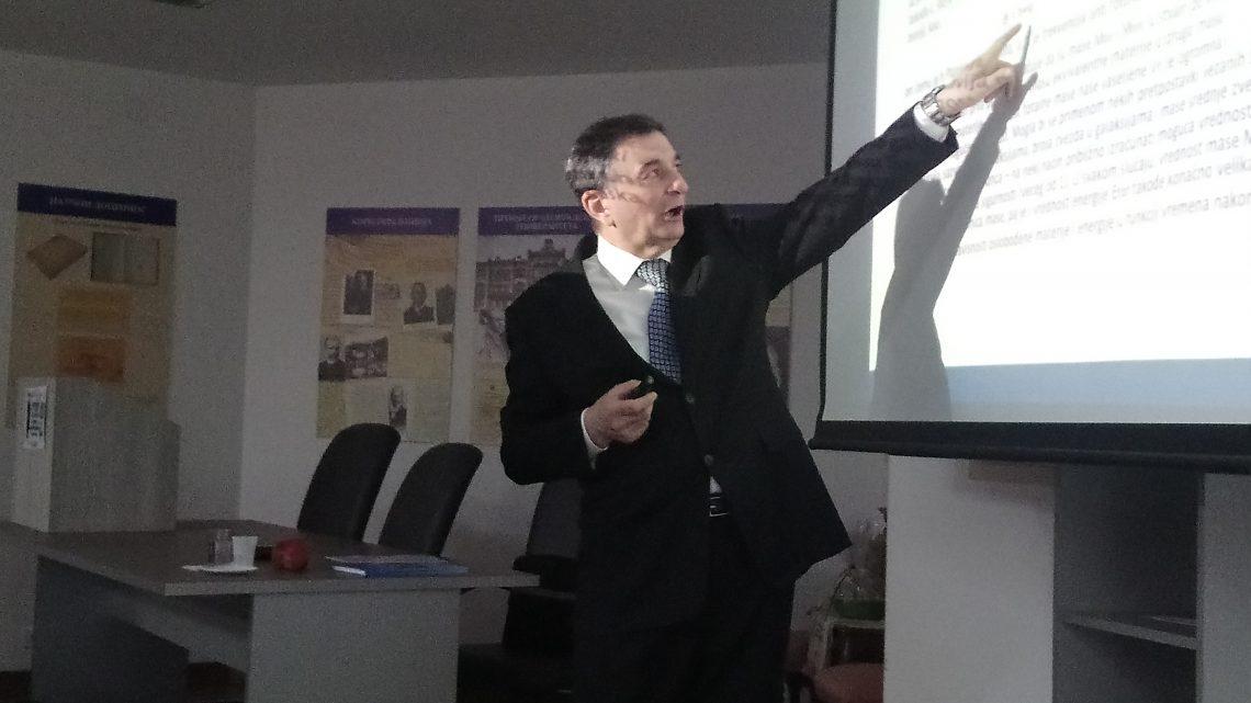 """Predstavljena knjiga Branka Gaševića """"Pismo pisama – Tajna energije i svetlosti"""""""