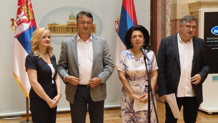 Skupština Srbije: Ništa novo – klevetanja ostaju!