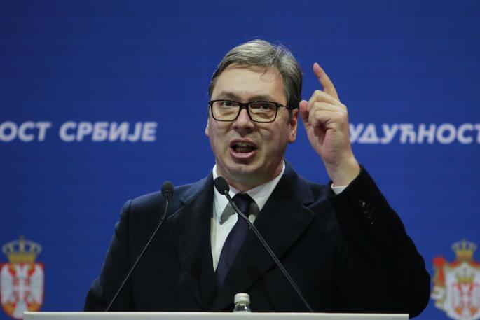 Vanredno obraćanje Aleksandra Vučića: Ne bojim se nikoga!