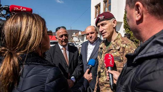 """General Lorenzo D'Addario za """"Jedinstvo"""": Pod kojim uslovima bi Vojska Srbije mogla na Kosovo"""