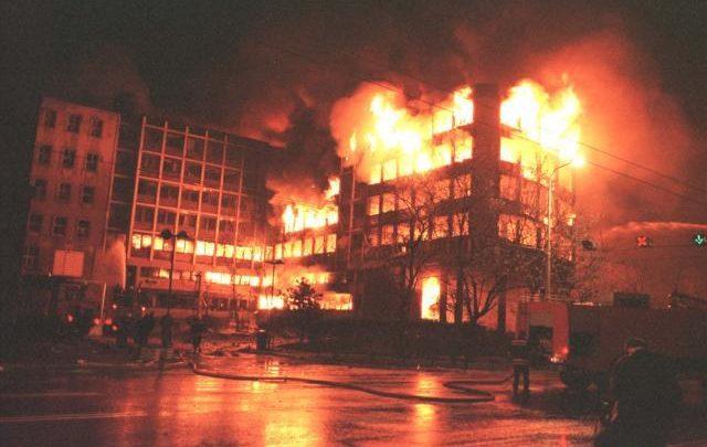 Dvadest godina od NATO agresije: Bombardovanje greška drugih, a ne građana Srbije!