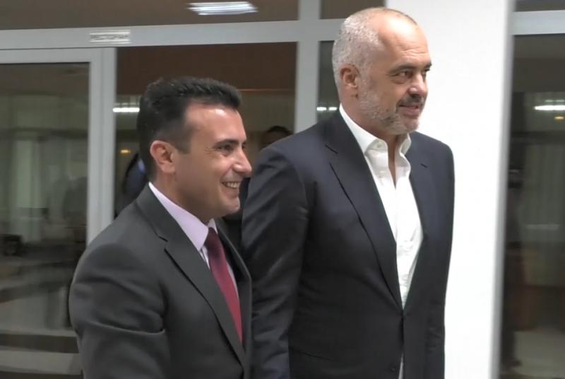 "Rama i Zaev planiraju ""balkanski Šengen"""