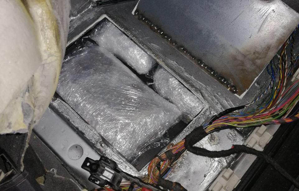 Kraljevo: Policija zaplenila 22 kilograma marihuane