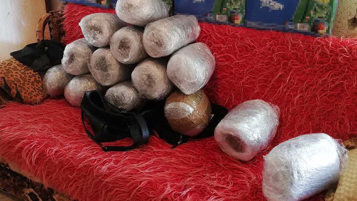 KRUŠEVAC: Policija zaplenila 18 7 kilograma marihuane