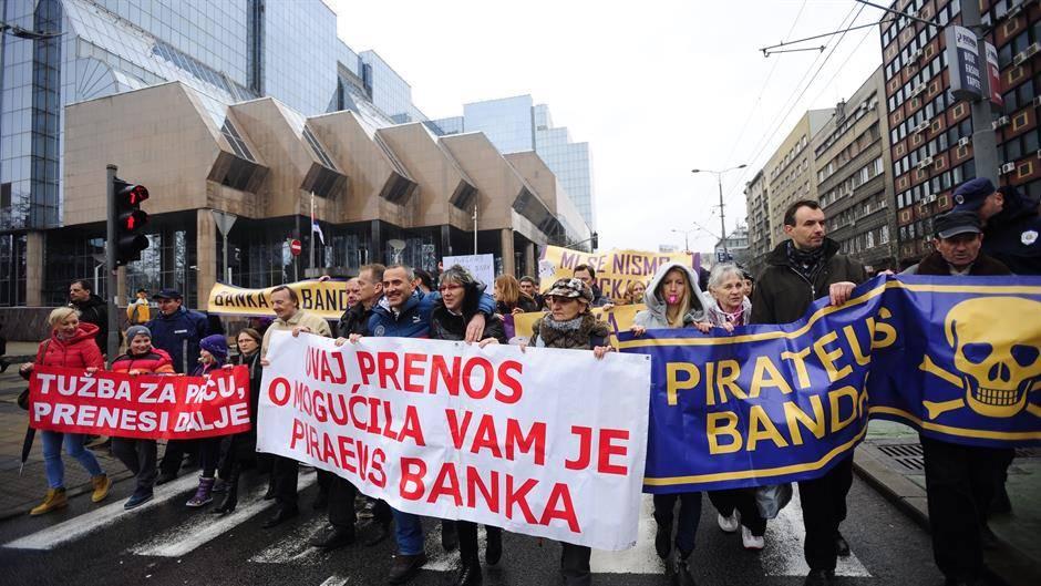 Sednica Vlade: usvojen Predlog zakona o konverziji kredita u švajcarskim francima