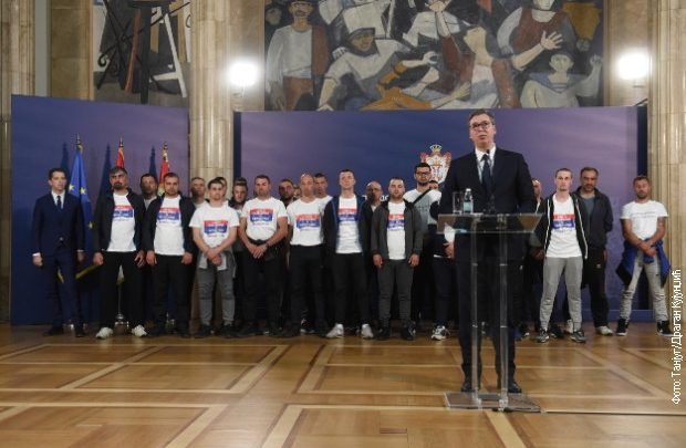 Vučić: Bez kompromisa sa Srbijom Albanci nikada neće imati ništa