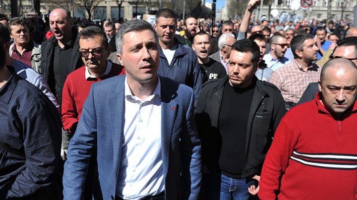 """Boško Obradović: Četvrtog maja opozicija formira """"Slobodnu zonu"""""""