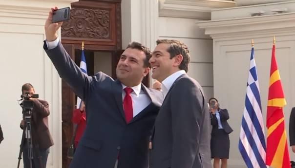 Severna Makedonija: Cipras doputovao u zvaničnu posetu
