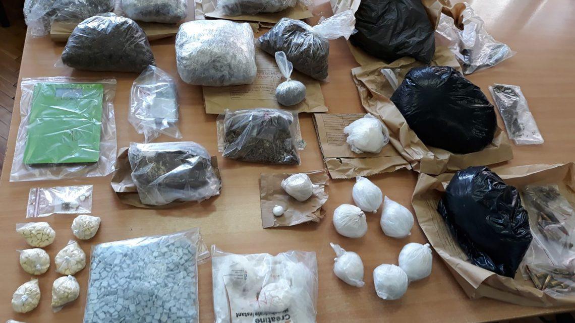 Niš: Policija zaplenila više vrsta narkotika