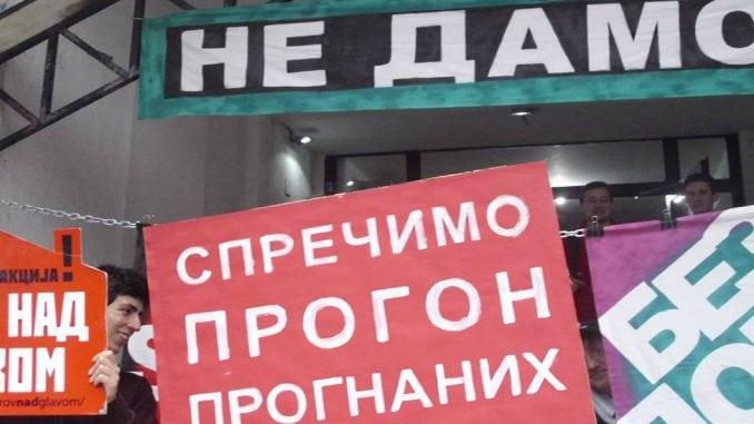 Saopštenje ZA Krov nad glavom  povodom tvrdnji Mirjane Dimitrijević u vezi sa prinudnim iseljenjem Mare Džanković