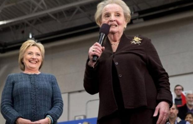 Medlin Olbrajt i Hilari Klinton 12. juna gošće Prištine