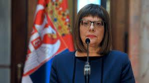 """Skupština Srbije: """"pokvarini"""" mikrofoni proradili – za Predsednicu!"""