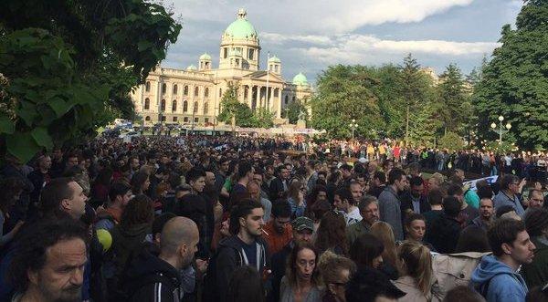 Poziv na protest: Vlast nije ispunila zahteve opozicije