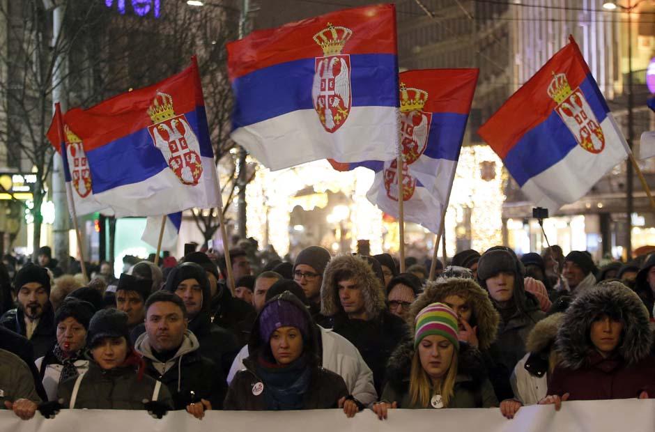 Protest opozicije u Beogradu: Šest dana vlasti da ispuni zahteve