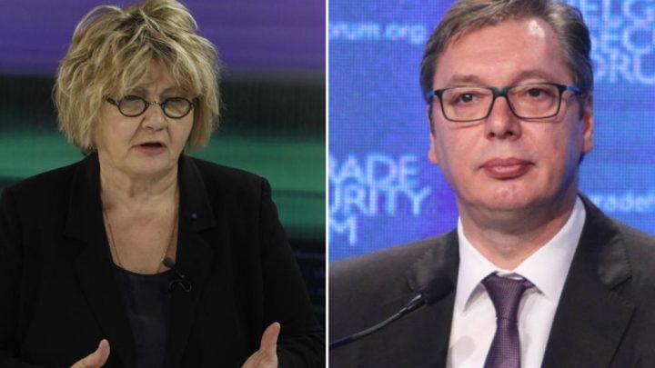Glas Amerike: Rada Trajković tražiće zaštitu od Vučića!