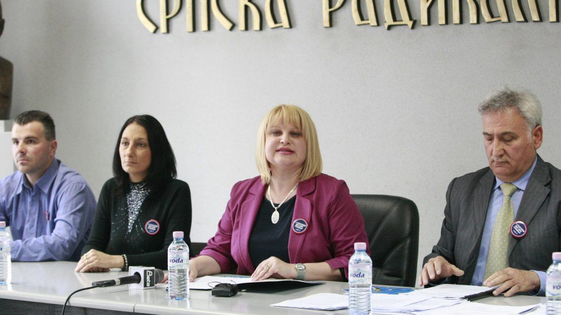 Smiljana Glamočanin Varga iz SRS: Obespravljeni, građani nas doživljavaju kao svoje zaštitnike!