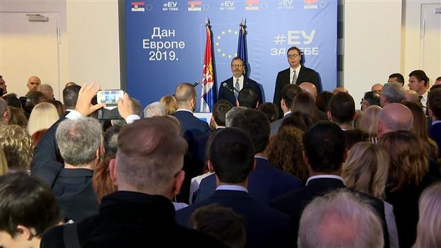 EVROPSKA UNIJA: Prijem povodom Dana Evrope