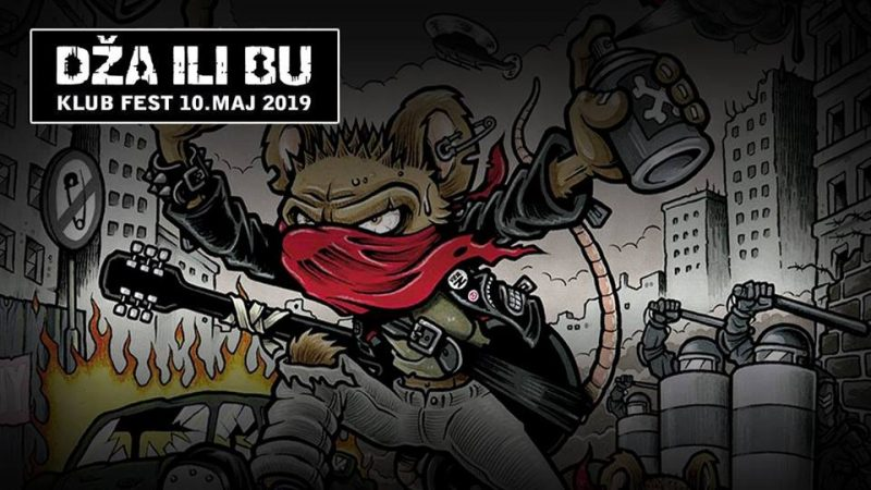 KLUB FEST: Dža ili Bu ovog petka u Festu!