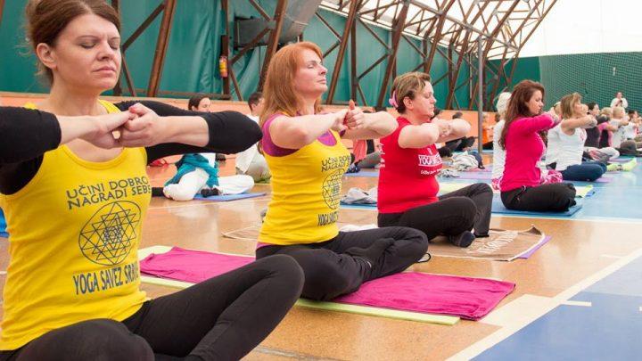 BEOGRAD: Peti festival art joge