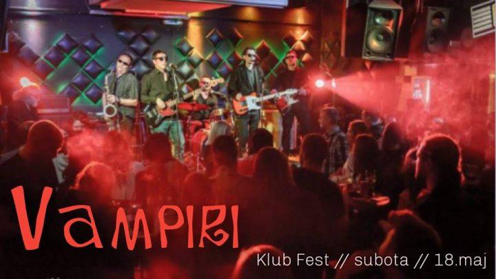 MUZIČKI VREMEPLOV: Vampiri u klubu Fest 18. maja!