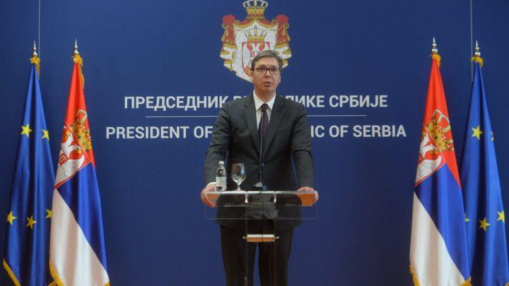Vučić razgovarao sa predstavnicima Srba sa KiM