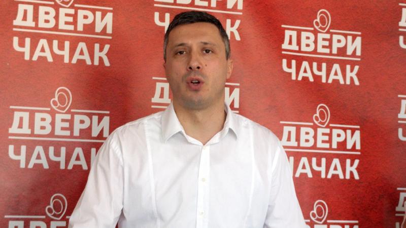 KONFERENCIJJA ZA MEDIJE BOŠKA OBRADOVIĆA: Režim hapsi jednog ministra i – mene!
