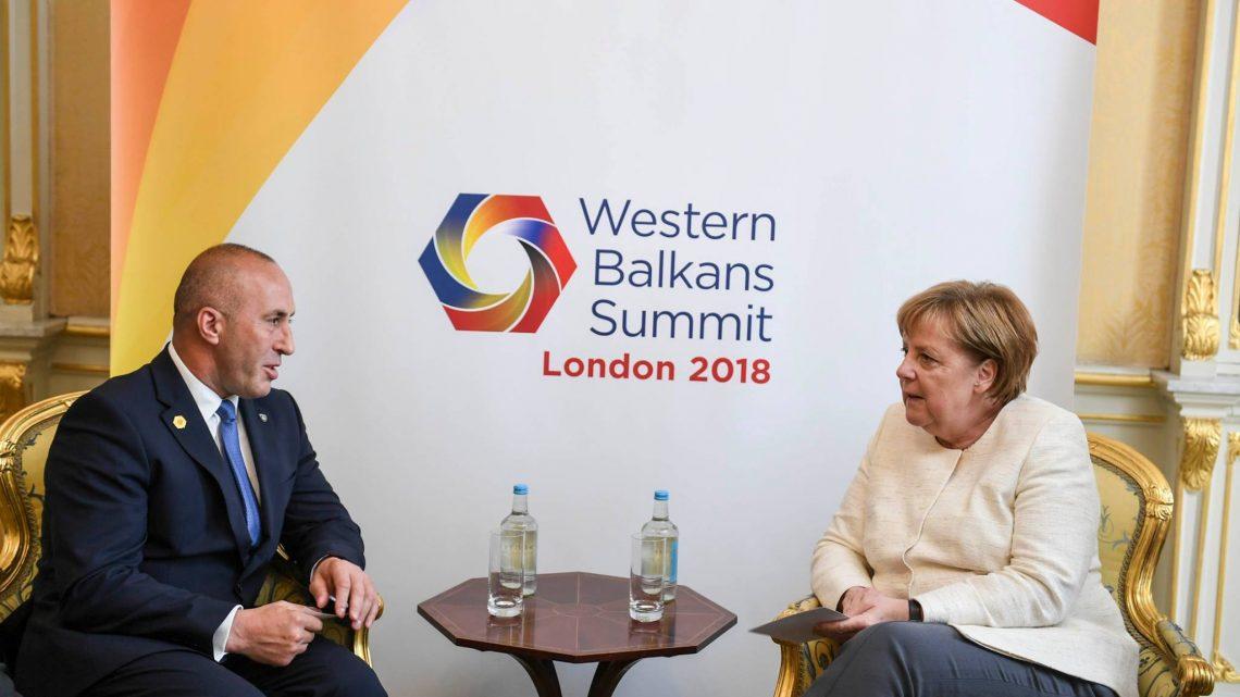 KOSOVO: Haradinaj sa Merkelovom 6. juna