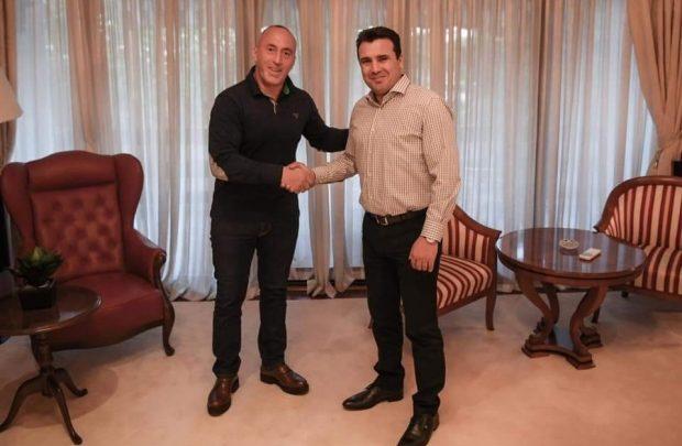 PORODIČNO DRUŽENJE: Haradinaj gost Zaeva