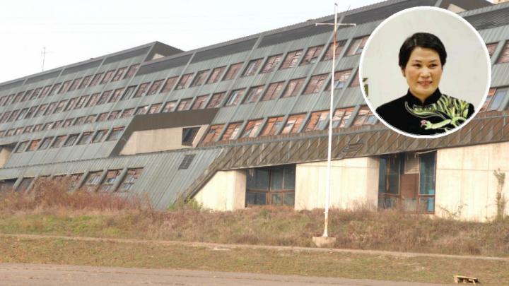 KUMROVEC: Kinezi grade spomen park Titu!?