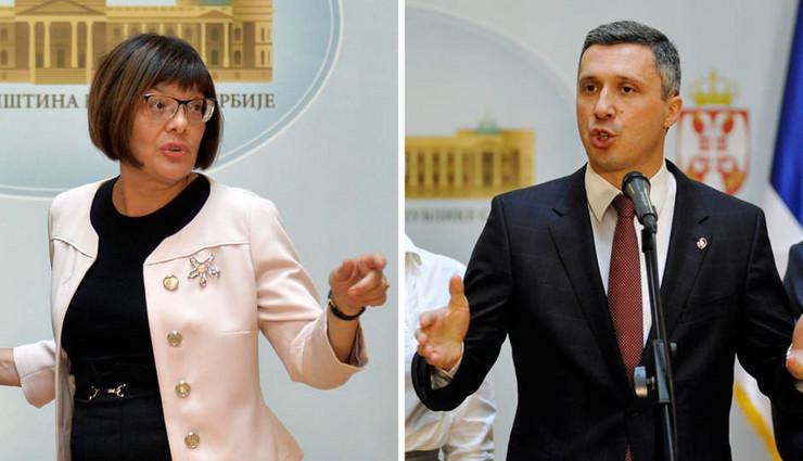Boško Obrdović: Mi pristajemo na razgovor sa Vučićem – ako se Maja skloni