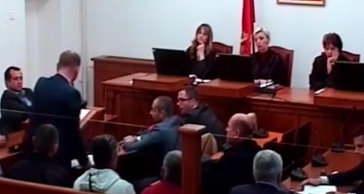 PODGORICA: Pet godina zatvora Mandiću i Kneževiću