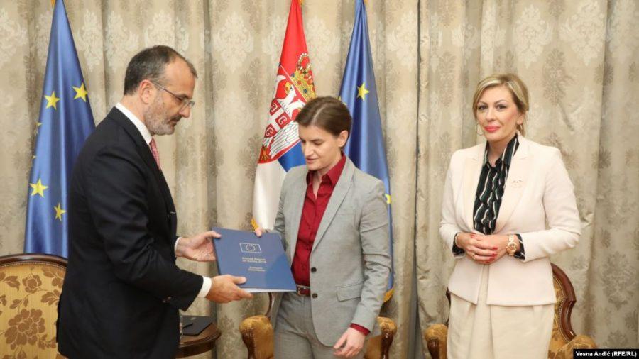 EU: EK predala Izveštaj o Srbiji – Ana i Jadranka nezadovoljni