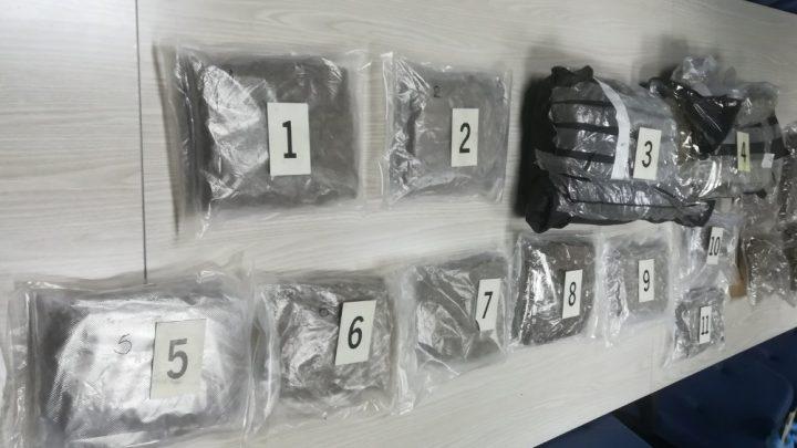 PREŠEVO: Makedonac švercovao 15 kilograma marihuane