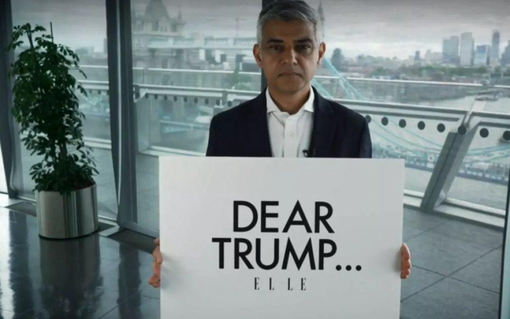 SADIK KAN: Tramp lik sa plakata desničara