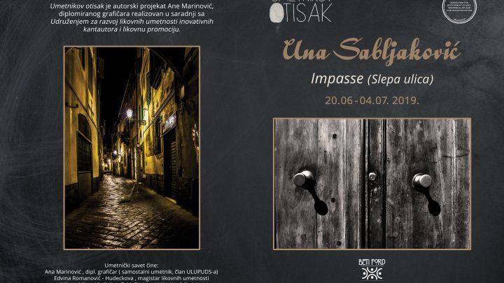 ART – KAFE: Fotografije Une Sabljaković