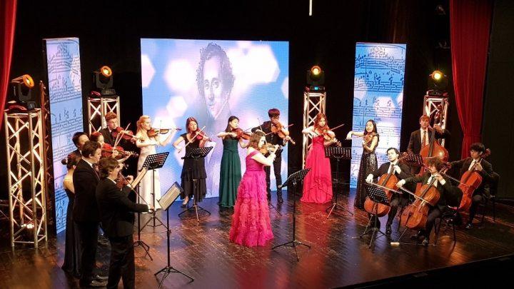"""""""MEDITERANSKE NOTE"""": Najveći svetski virtuozi stigli u Tivat"""