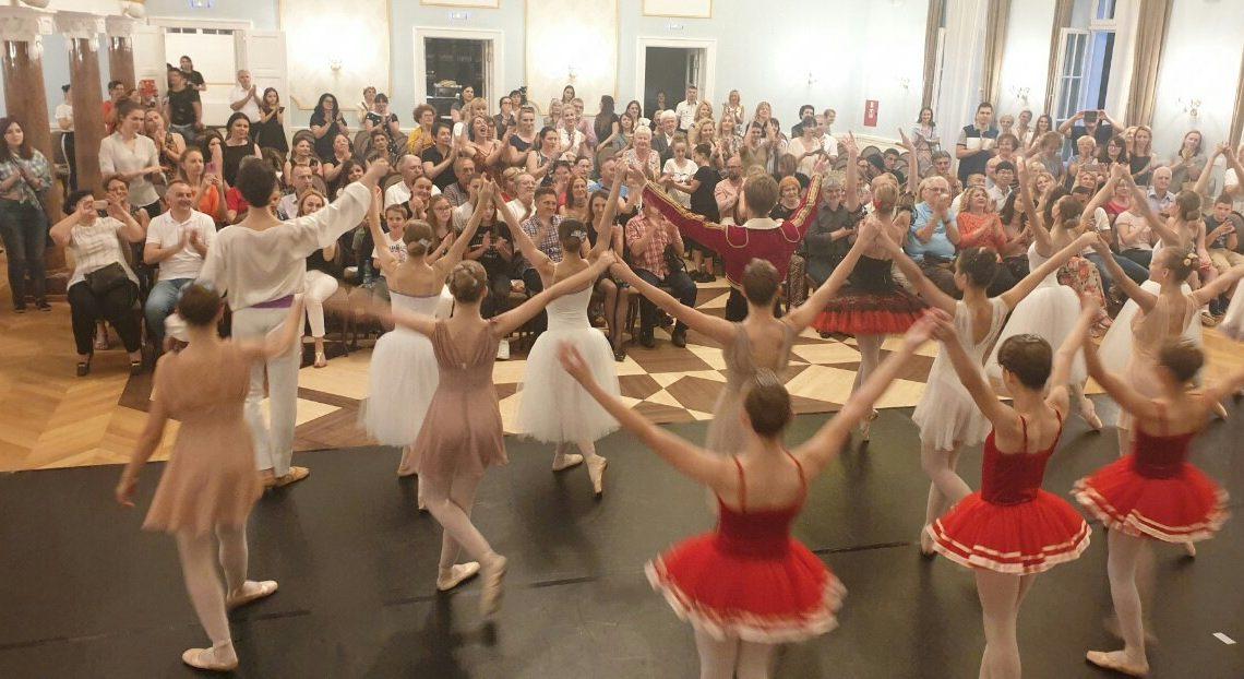 KARAVAN IGRE: U Srbiji se događa – balet!