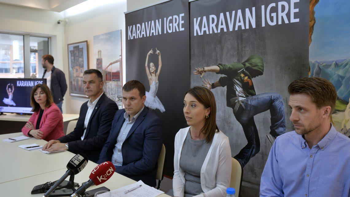 BALET ZA SVAKOGA: Drugi Karavan igre kreće 10. juna iz Novog Pazara