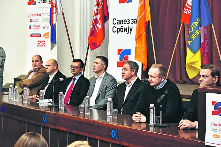 SVEZ ZA SRBIJU: Samo Slobodni (izbori) Spašavaju Srbiju!