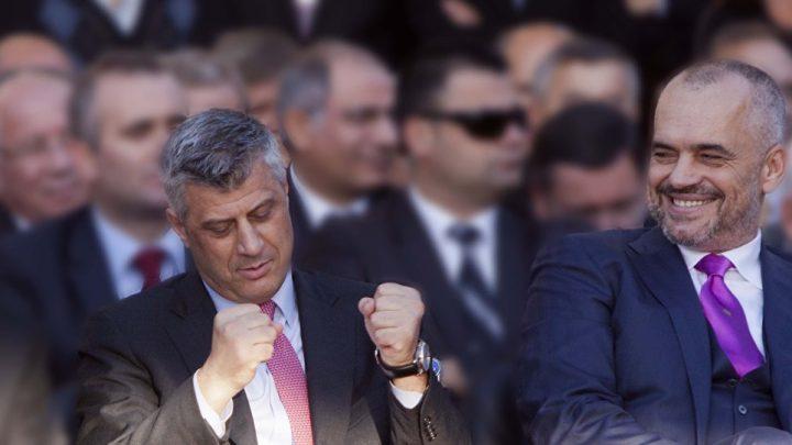 HAŠIM TAČI: Ukidanje viza ili ujedinjenje sa Albanijom!