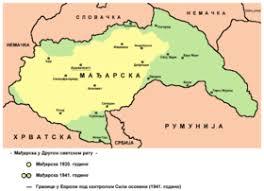 "SVET – EU: Karta ""Velike Mađarske"" uzbudila Slovence!"