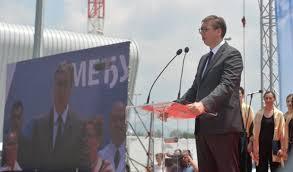 """VUČIČ NA OTVARANJU AERODROMA """"MORAVA"""": Moramo da biramo – ne aplauze nego rad!"""