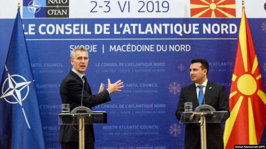STOLTENBERG: Prespanski sporazum model za kosovsko pitanje