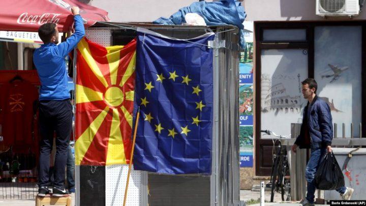 POČETAK RAZGOVORA O ČLANSTVU: Makedonija bez Albanije!