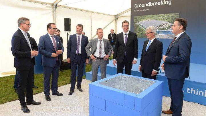 PANČEVO: Počela s radom ZF – fabrika delova za električne automobile!